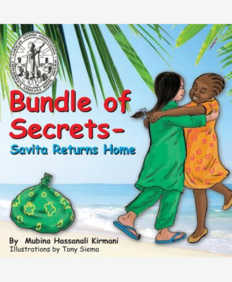 Bundle of Secrets: Savita Returns Home Book Cover