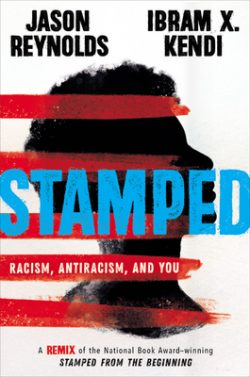 link to Powells Books for Stamped