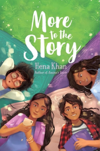 link to More to the Story book review