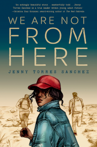 link to We Are Not From Here on Bookshop